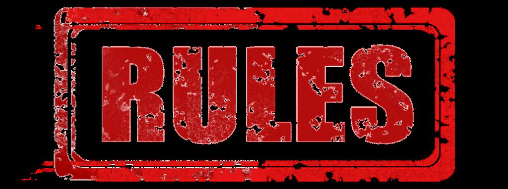 rules 1024x382 - 4 Saker du borde veta om Online Kasinos Tvistlösning